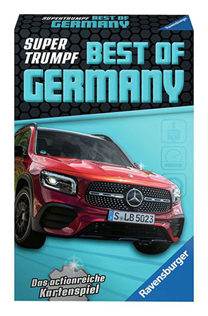 Supertrumpf Best of Germany
