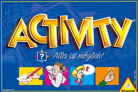 Activity Alles ist möglich!