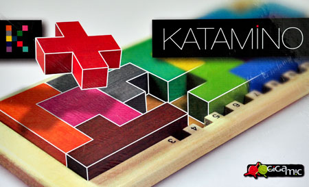 Katamino (Holz)