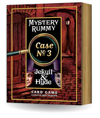 Mystery Rummy - Dr. Jekyll & Mr. Hyde (engl.)
