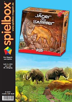 spielbox 3/2010 inklusive Spiel Spuk um Spuk