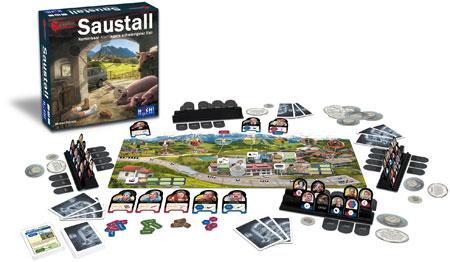 Saustall - Der Allgäu-Krimi