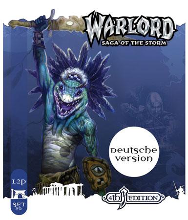 Warlord - Saga of the Storm 4. Edition