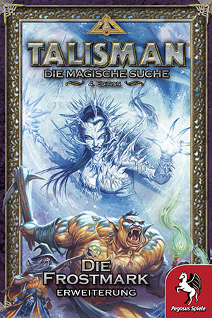 Talisman - The Frostmark Erweiterung (dt.)