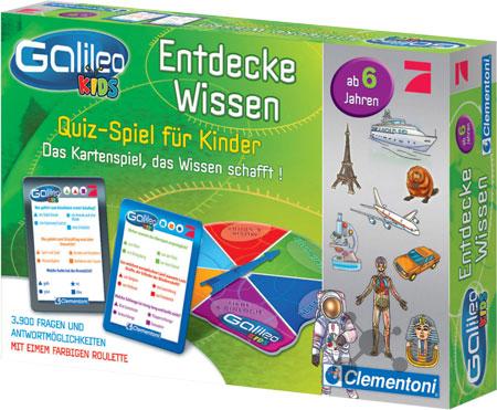 Galileo Kids - Entdecke Wissen ab 6 Jahren