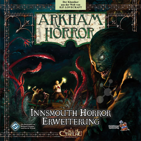 Arkham Horror - Schatten über Innsmouth