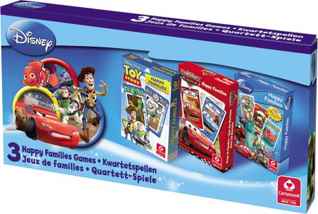 Disney Pixar Tripack