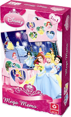 Disney Princess Mega Memo
