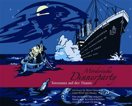Mörderische Dinnerparty - Totentanz auf der Titanic