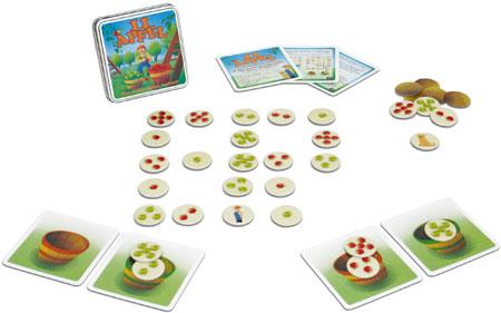 11 Äpfel