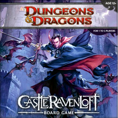 Dungeons & Dragons - Castle Ravenloft (engl.)