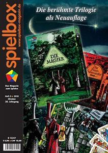 spielbox 5/2010 englische Ausgabe