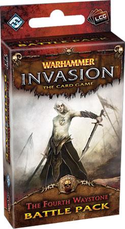 Warhammer Invasion - Der Vierte Wegstein Battle Pack