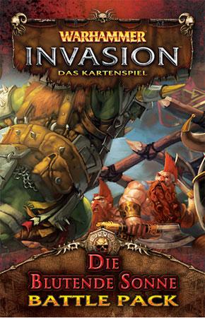 Warhammer Invasion - Die Blutende Sonne Battle Pack