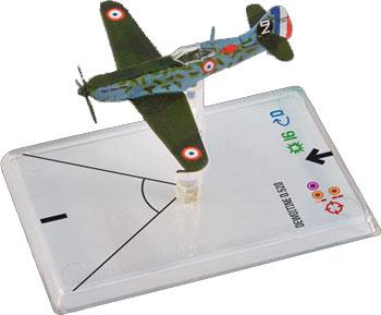 Wings of War Miniatures II - Dewoitine D520 - Thollon