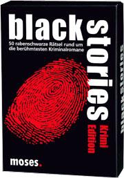 Black Stories Krimi Edition