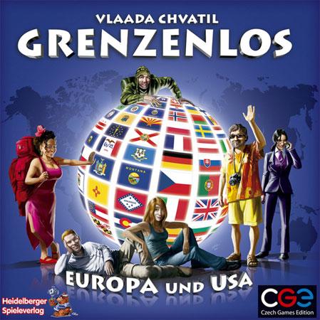 Grenzenlos - Europa und USA