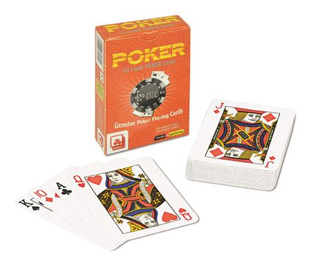 Poker No. 505 - Trickkarten (Faltschachtel)