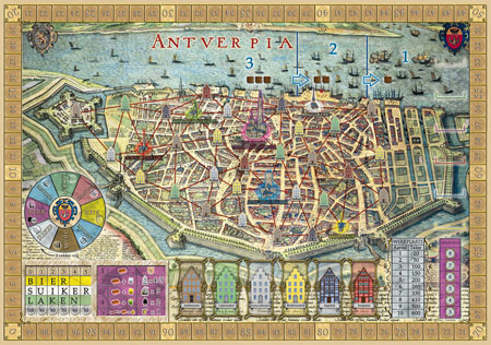 Hamburgum - Antverpia Erweiterung
