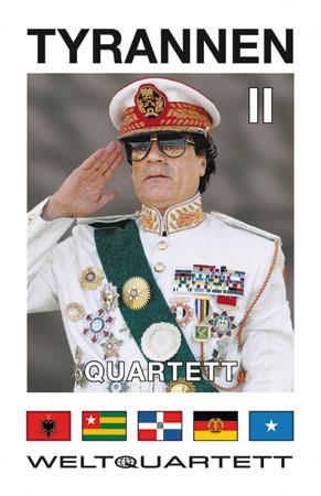 Tyrannen II Quartett
