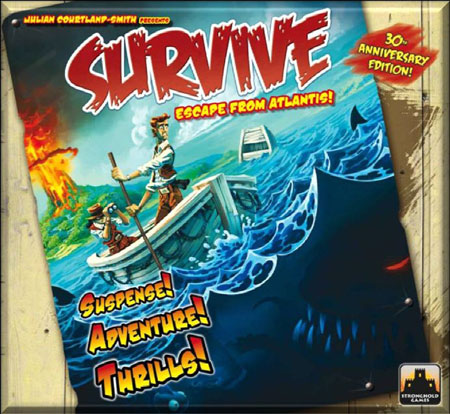 Survive - Escape from Atlantis (engl.)