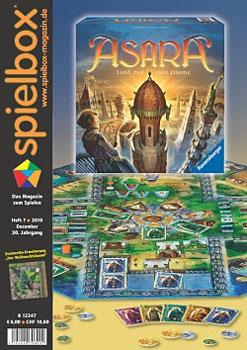 spielbox 7/2010 inklusive Zooloretto Erweiterung