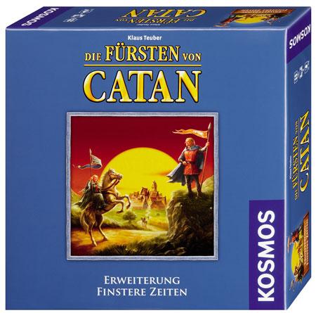Die Fürsten von Catan - Erweiterung 1 Finstere Zeiten