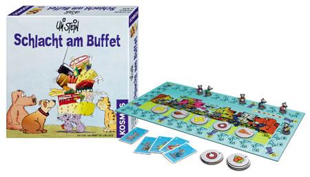 Uli Stein - Schlacht am Buffet