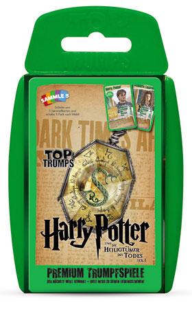 TOP TRUMPS Harry Potter und die Heiligtümer des Todes