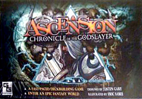 Ascension - Chronicle of the Godslayer (engl.)