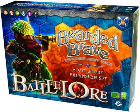 Battlelore - Bearded Brave Expansion (engl.)