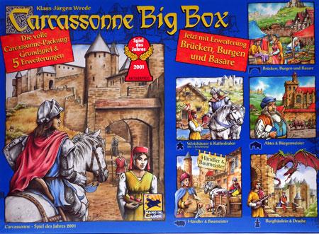 Carcassonne Big Box