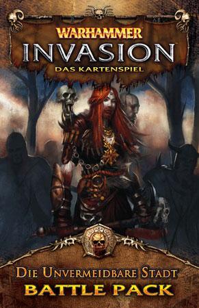 Warhammer Invasion - Die unvermeidbare Stadt Battle Pack