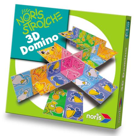 Noris Strolche - 3D Domino