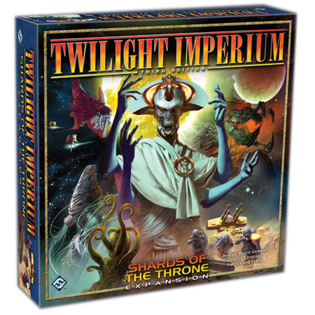 Twilight Imperium - Shards of the Throne (engl.)