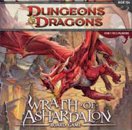 Dungeons & Dragons - Wrath of Ashardalon (engl.)