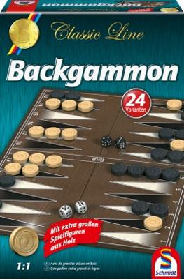 Classic Line Backgammon