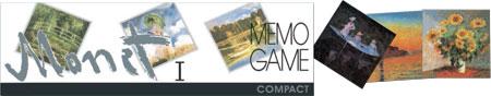 Art Memo Compact - Monet I