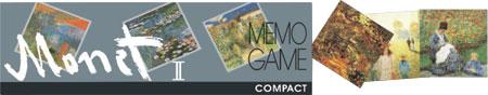 Art Memo Compact - Monet II