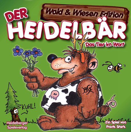 Der HeidelBär - Wald und Wiesen Edition