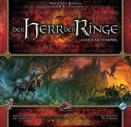 Der Herr der Ringe - Das Kartenspiel: Grundspiel