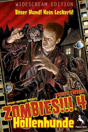 Zombies!!! 4 - Höllenhunde (2te Ausgabe)