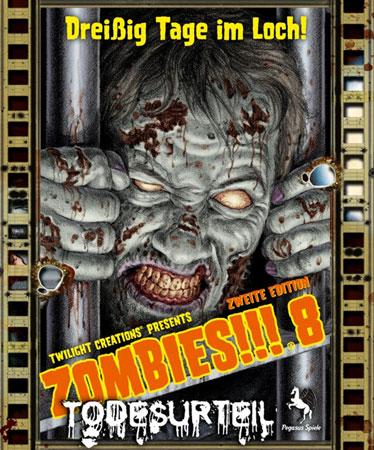Zombies!!! 8 - Todesurteil