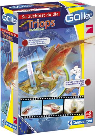 Original Triops Nachfüllset (ExpK)
