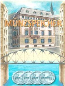 Die Speicherstadt - Münzspeicher Erweiterung