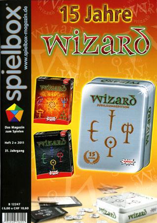 spielbox 2/2011 englische Ausgabe
