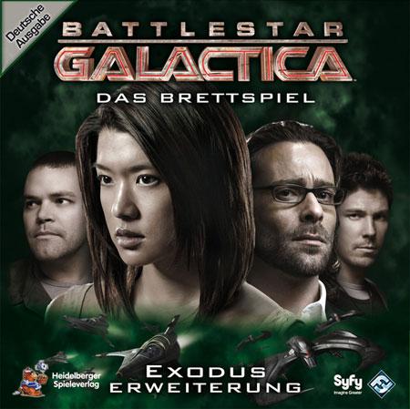 Battlestar Galactica - Exodus Erweiterung (dt.)