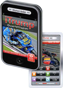 iTrump Quartettspiel - Motorräder