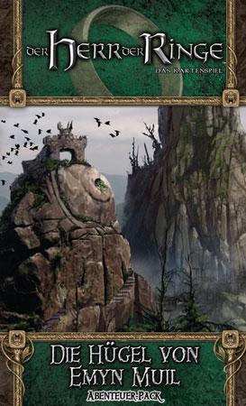 Der Herr der Ringe - Das Kartenspiel: Die Hügel von Emyn Muil (Düsterwald-Zyklus 4)