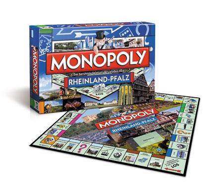 Monopoly Rheinland-Pfalz